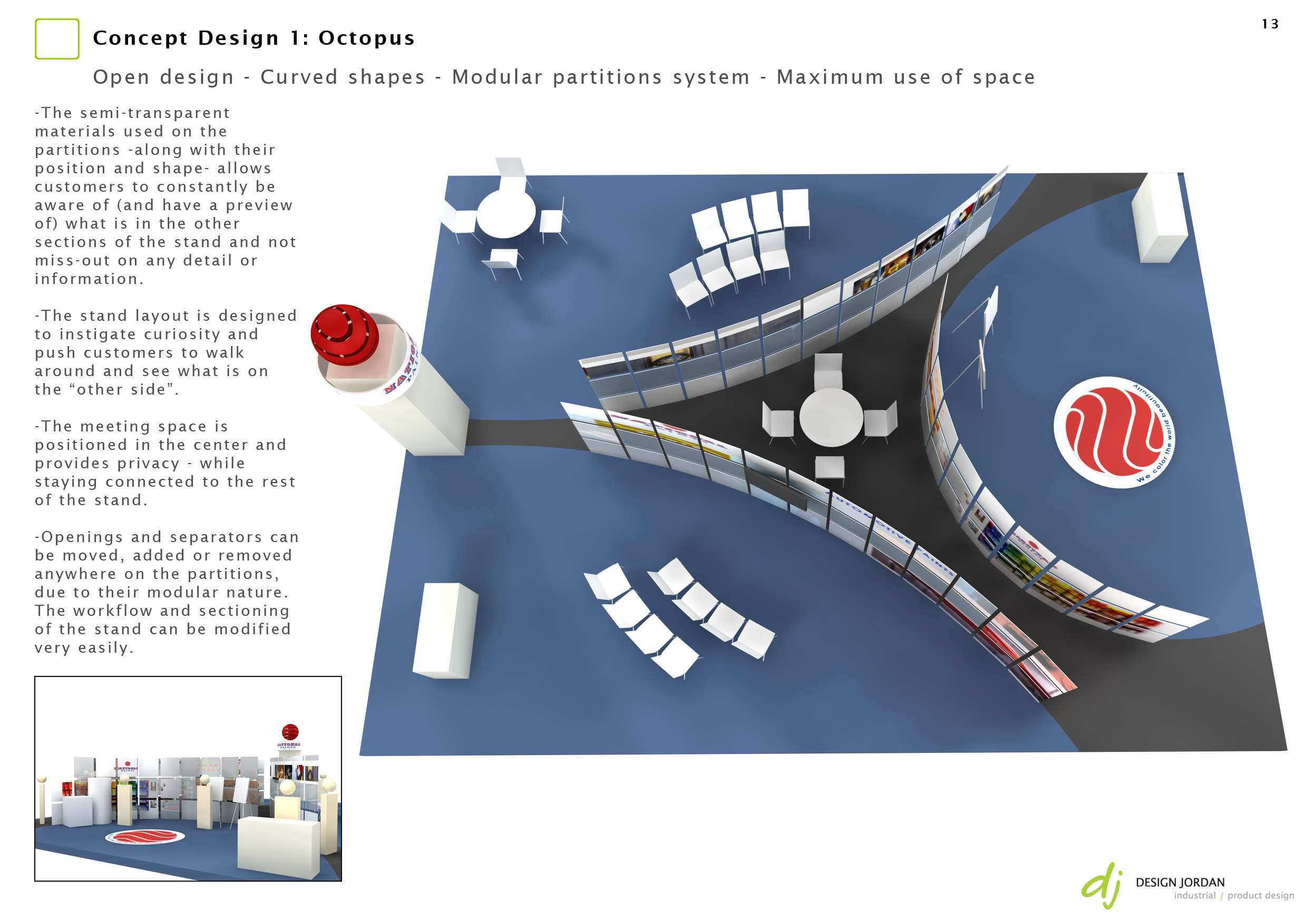 Exhibit Design-1