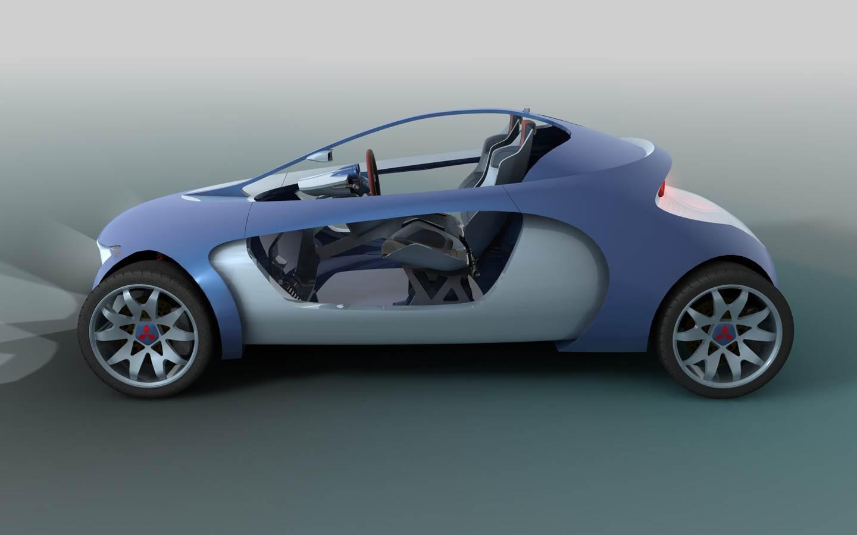 Mitsubishi EGG Concept-0