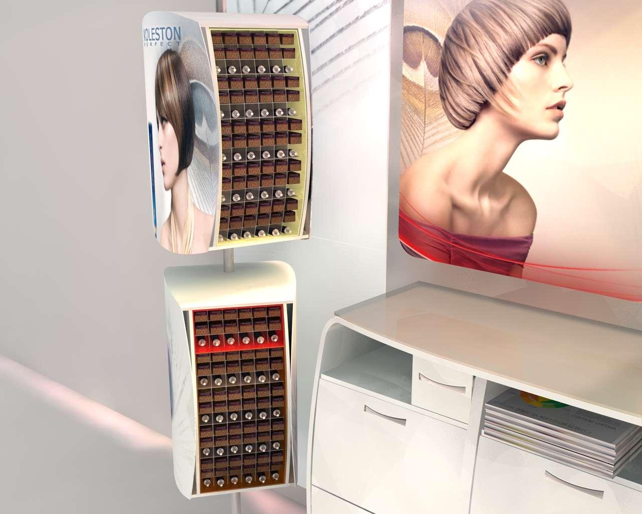 Hair Salon Color Bar-1