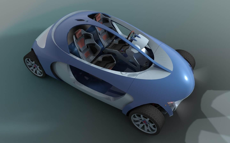 Mitsubishi EGG Concept-3