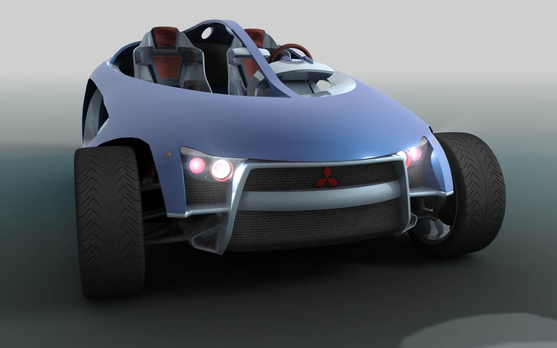 Mitsubishi EGG Concept-2