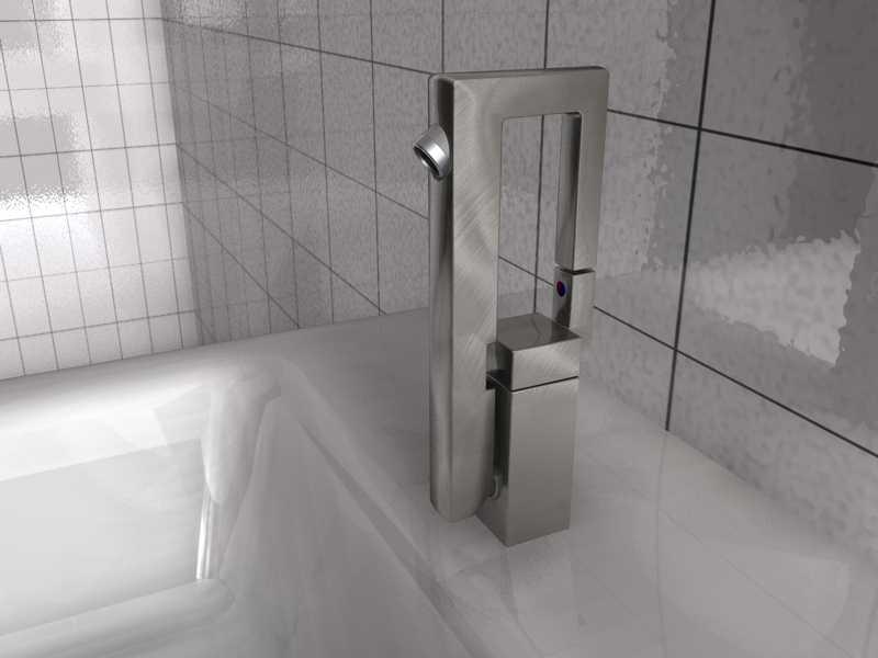 Pouring Faucet-0