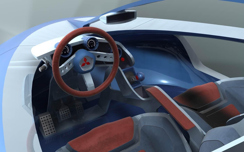 Mitsubishi EGG Concept-1