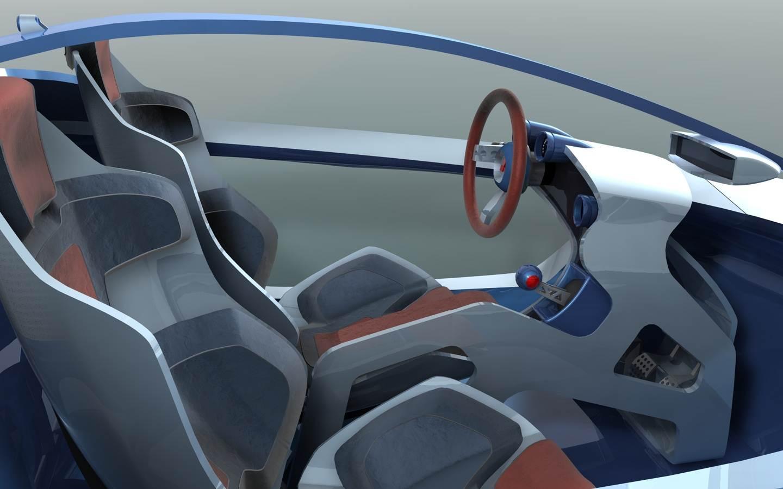 Mitsubishi EGG Concept-4