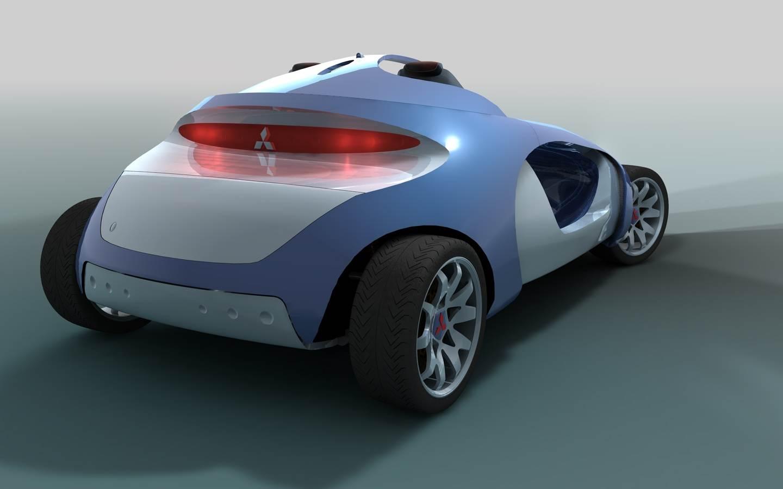 Mitsubishi EGG Concept-6