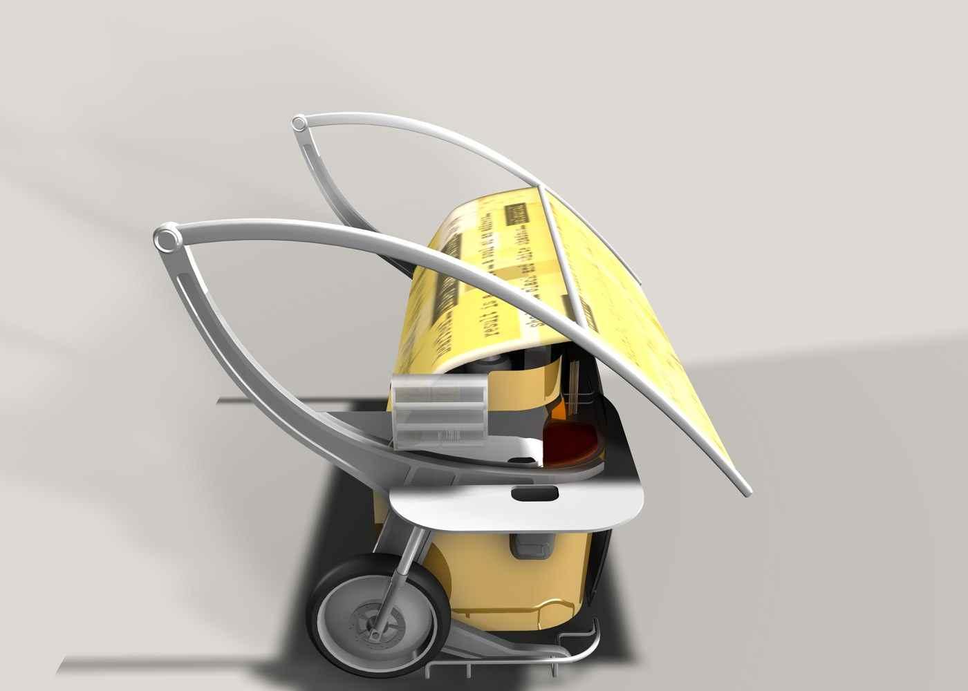 Outdoor Coffee Cart-5