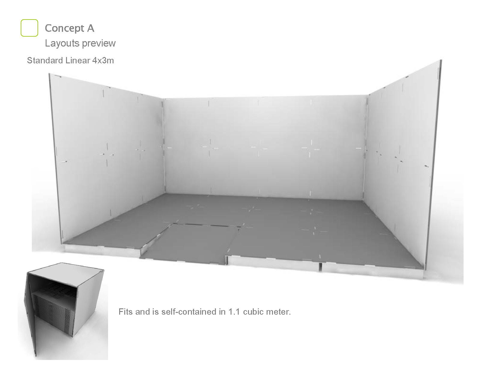 Modular Exhibit System-3