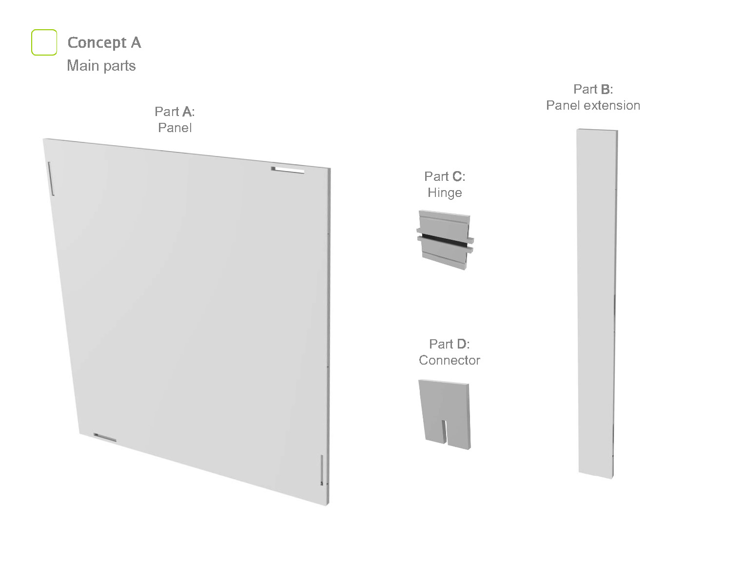 Modular Exhibit System-0