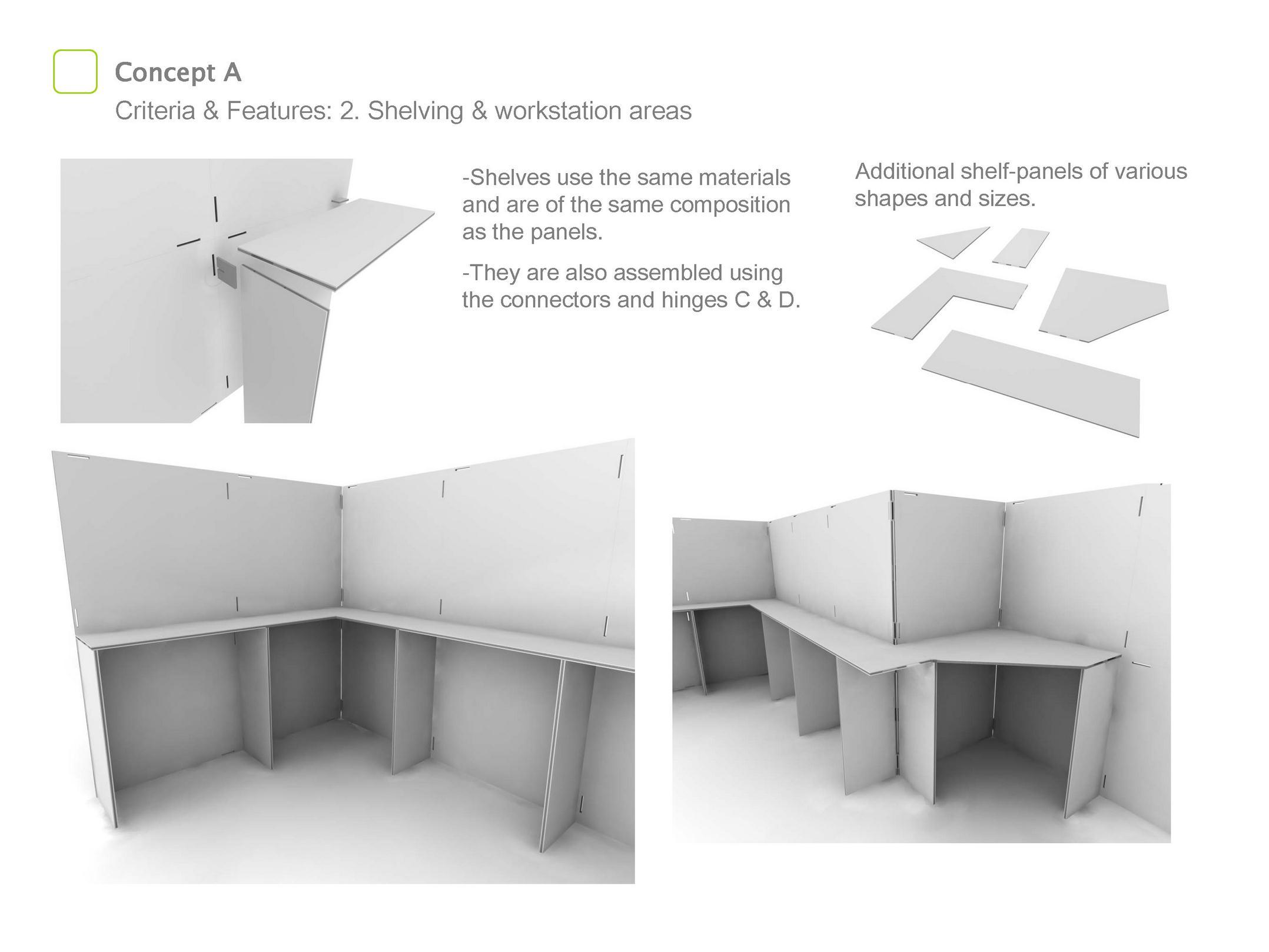 Modular Exhibit System-8