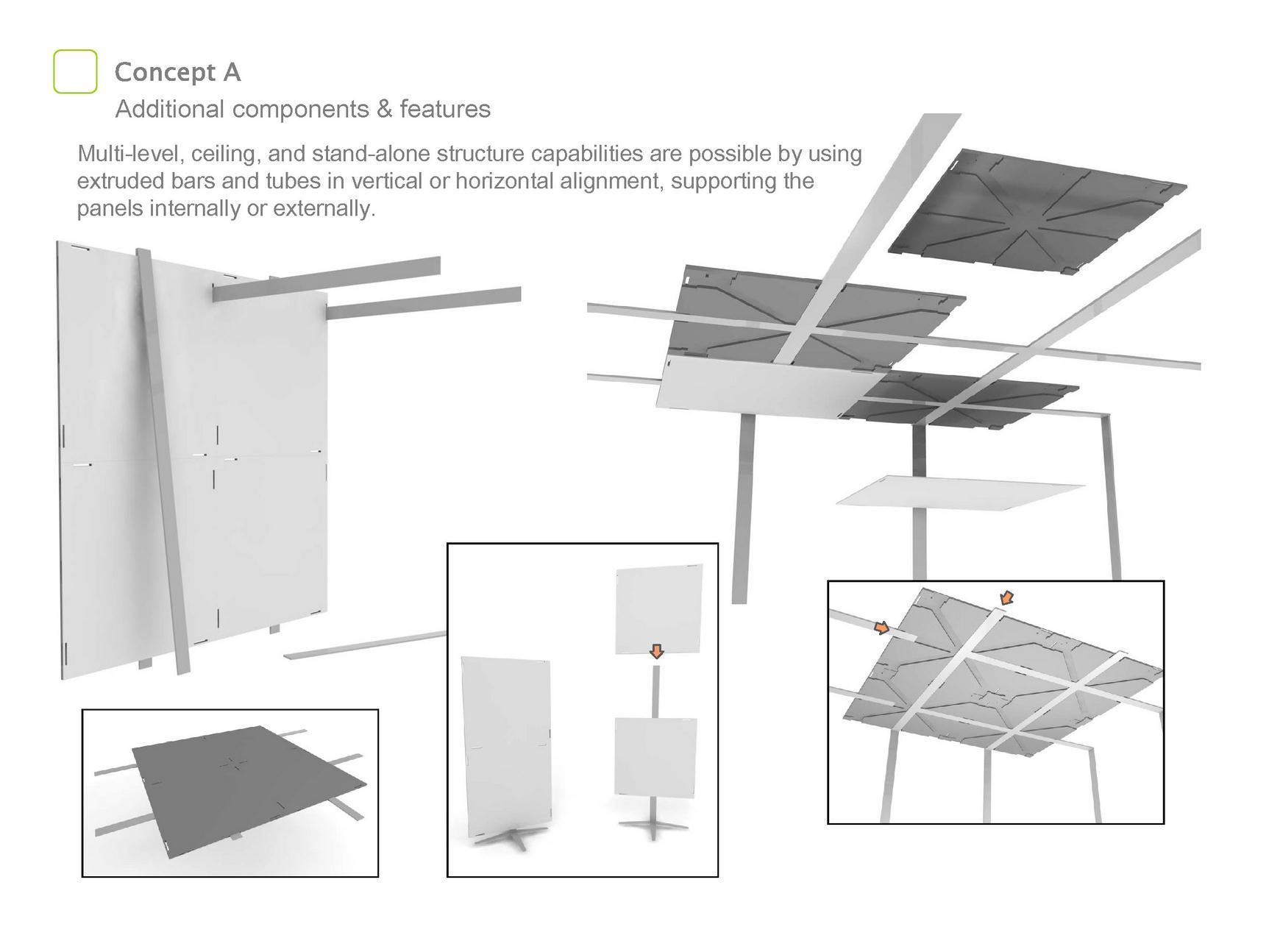 Modular Exhibit System-7