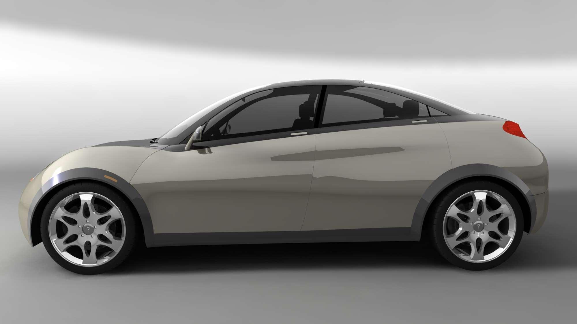 Automotive Concept Design-2
